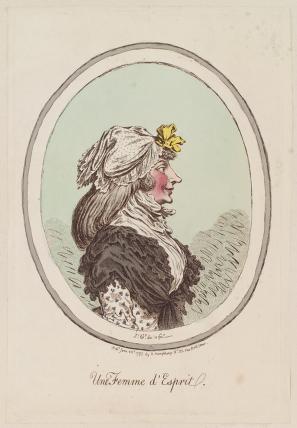 'Une femme d'esprit'