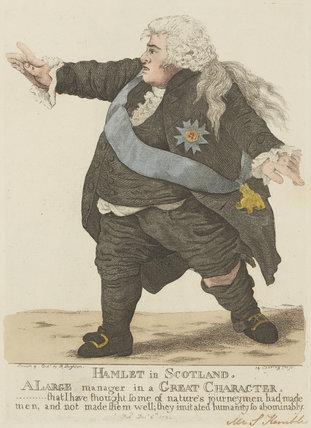 Stephen Kemble ('Hamlet in Scotland')