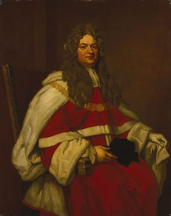 Thomas Parker, 1st Earl of Macclesfield