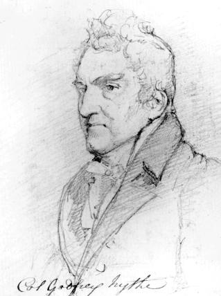 Godfrey Nythe