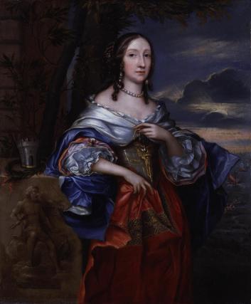 Elizabeth Claypole (née Cromwell)
