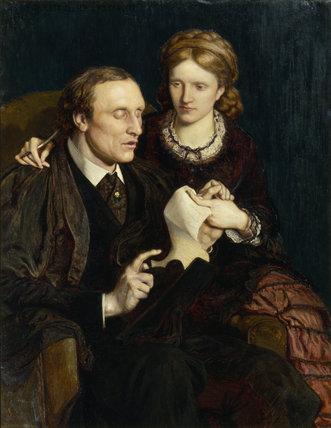Henry Fawcett; Dame Millicent Garrett Fawcett (née Garrett)
