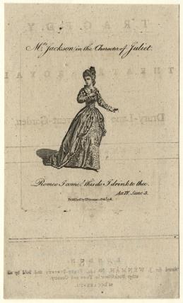 Mrs Jackson (née Browne)