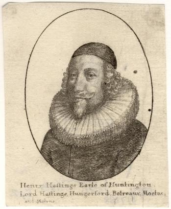 Henry Hastings, 5th Earl of Huntingdon