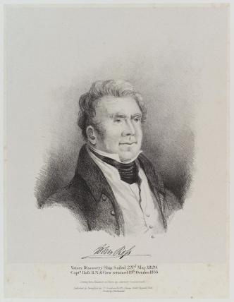 Sir John Ross Facts
