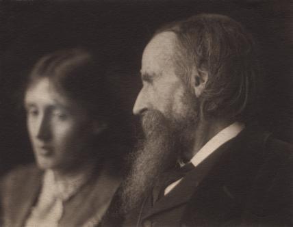 Virginia Woolf; Sir Leslie Stephen