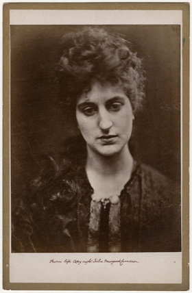 Christina Spartali (later Countess Edouard Cahn d'Anvers)