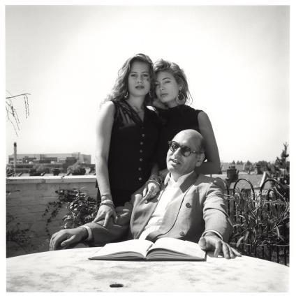 Michael Nyman; Mollie Nyman; Martha Nyman