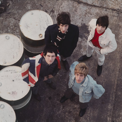 The Who (Pete Townshend; Keith Moon; Roger Daltrey; John Entwistle)