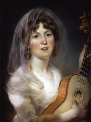 Elizabeth Bannister (née Harpur)