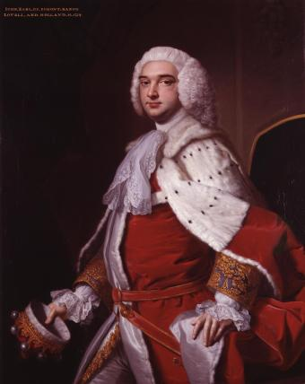 John Perceval, 2nd Earl of Egmont
