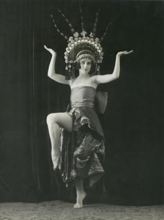 Madame Lillebil Ibsen (née Sofie Parelius Krohn)