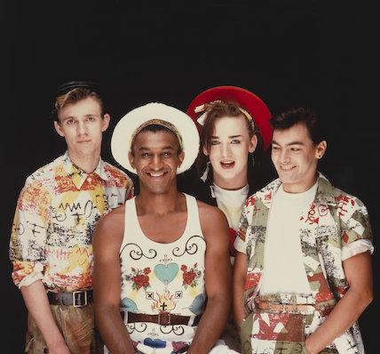 Culture Club (Roy Hay; Mikey Craig; Boy George; Jon Moss)