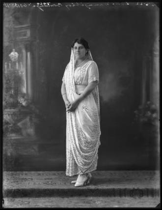Lady Dhunjibhoy Bomanji