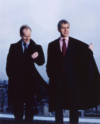 Stuart Alan Ransom Rose; Charles Wilson