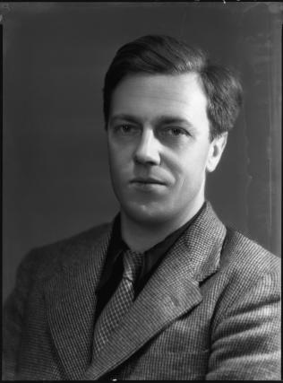 Cecil Day Lewis By Bassano Ltd At Art On Demand Portraits