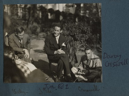 Arthur David Waley; Jim Ede; Walter D'Arcy Cresswell