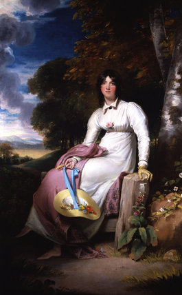 Sophia, Lady Burdett