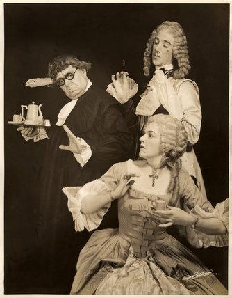 Frederick Ermin Woodhouse; Geoffrey Thomas Dunn; Winifred Radford