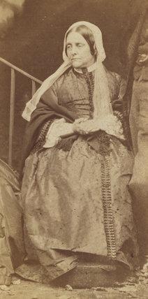Frances Mary Lavinia Rossetti (née Polidori)