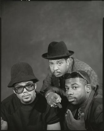 Run-DMC (Darryl ('D.M.C') McDaniels; Run Simmons; Jason ('Jam Master Jay') Mizell)