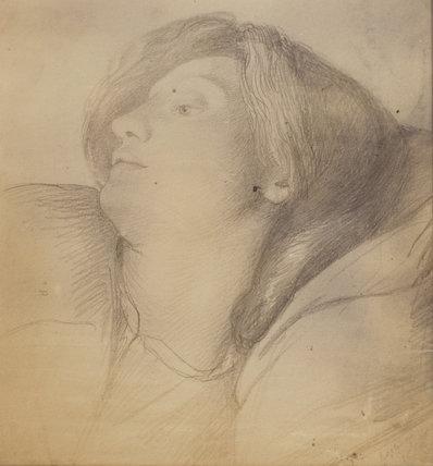 Elizabeth Eleanor Rossetti (née Siddal)