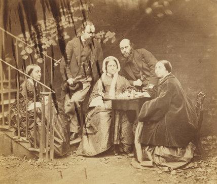 The Rossetti family