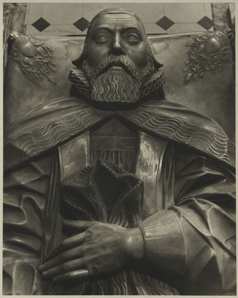 George Abbot as effigy at Guildford Church