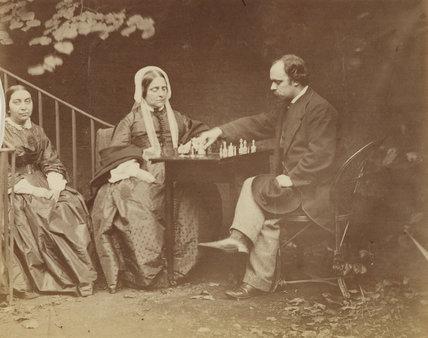 Maria Francesca Rossetti; Frances Mary Lavinia Rossetti (née Polidori); Dante Gabriel Rossetti
