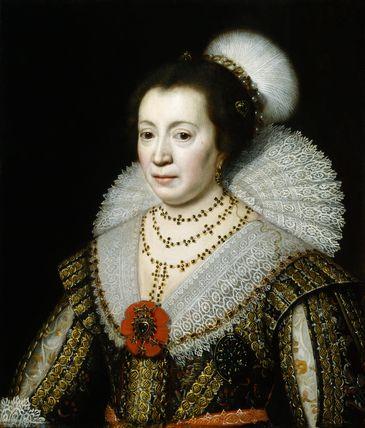Anne, Lady Carleton