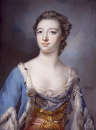 Elizabeth (née Gunning), Baroness Hamilton of Hameldon