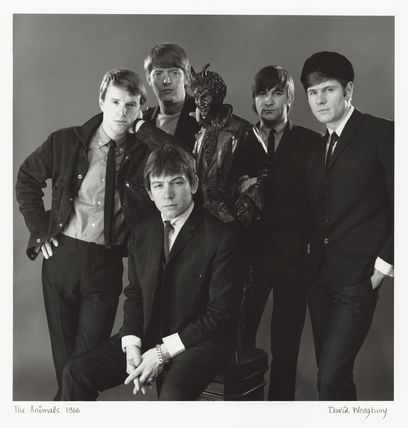 The Animals (John Steel; Chas Chandler; Eric Victor Burdon; Dave Rowberry; Hilton Stewart Paterson Valentine)