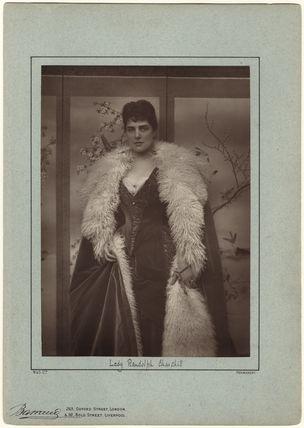 Jeanette ('Jennie') Churchill (née Jerome), Lady Randolph Churchill