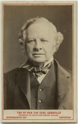 Granville George Leveson-Gower, 2nd Earl Granville