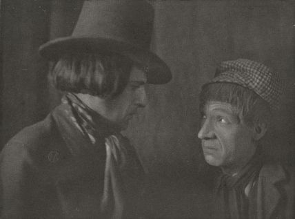 Cavendish Morton; Sir Harry Lauder as Wee Silly Willy Winks in 'The Saftest O' The Family'