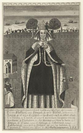Ecgwynn, consort to King Edward ('the Elder')