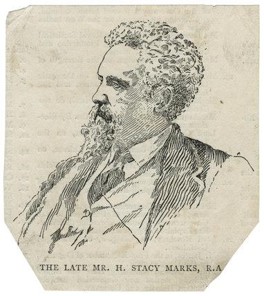 Henry Stacy Marks