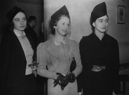 Margot Fonteyn, Mary Honer and June Brae (June Telfer Bear)