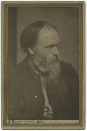 Sir Edward Coley Burne-Jones, 1st Bt