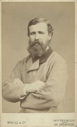 Verney Lovett Cameron