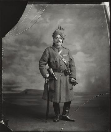 Sir Pertab Singhji, Maharaja of Idar and Regent of Jodhpur
