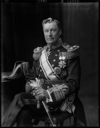 Sir Frederick Tudor