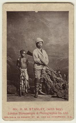 Sir Henry Morton Stanley; Kalulu (Ndugu M'hali)