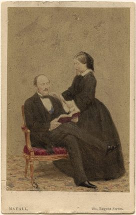 Prince Albert of Saxe-Coburg-Gotha; Queen Victoria