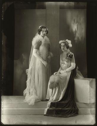 Mary Wigan (née Butler-Henderson); Hon. Sophia Zoe Isabelle Butler-Henderson (née Massey)
