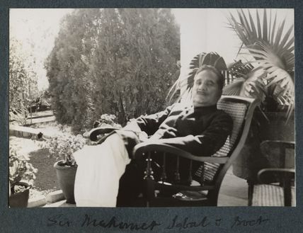 Sir Mohammed Iqbal