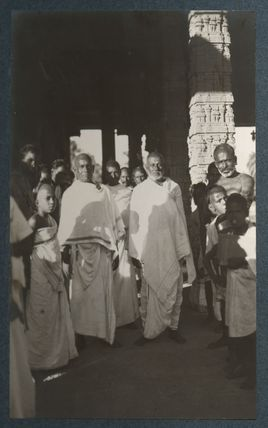 'In the Temple of Conjeevaram'