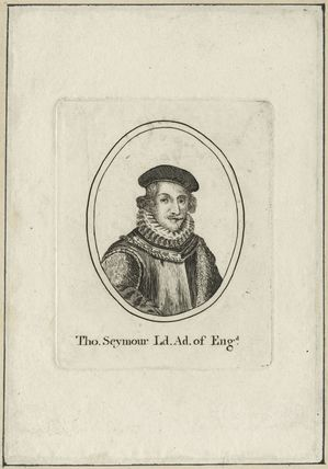 Thomas Seymour, Baron Seymour