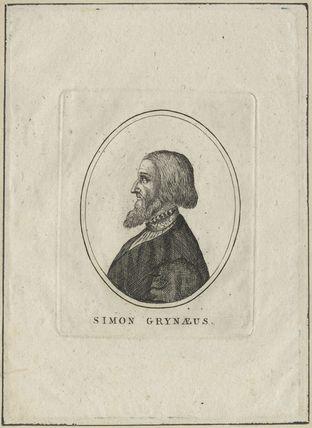 Simon Grynaeus