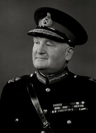 Sir (Alexander) Douglas Campbell